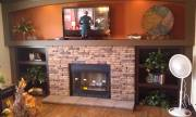 Canyon Wall Mesquite with Hearthstone Hearth