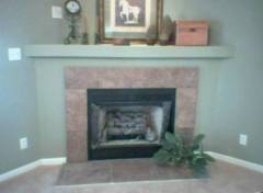 Nacino Tile Surround with Tile Hearth